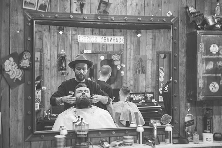 Chaplins barbershop Antwerp